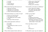 7 Best Christmas Printable Trivia With Answers