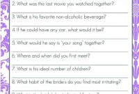 Christian Not So Newlywed Game Questions Scholasp