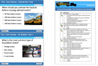 New York CDL Practice Tests Test Answers CDLTestGenius